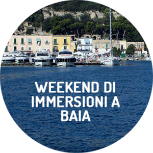 weekend di immersioni a baia